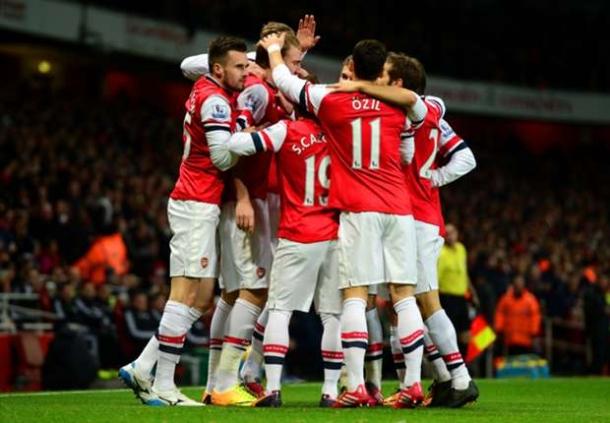 Empat Pemain Arsenal Di Kabarkan Akan Absen