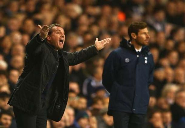 Tottenham Hotspur Di Kritik Brendan Rogders