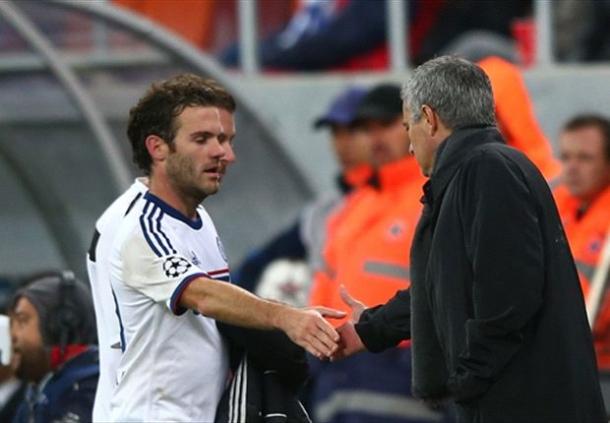 Juan Mata Dapatkan Doa Jose Mourinho Manajer Chelsea