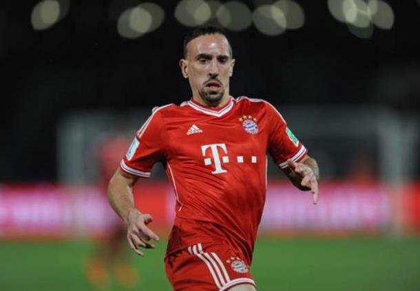 Bertamu Ke Emirates, Bayern Tanpa Ribery?