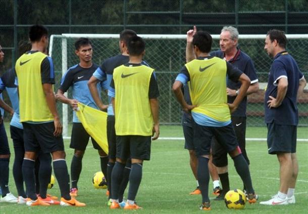 Drawing Grup AFF Cup 2014 5 Agustus Mendatang