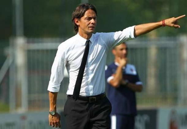 Inzaghi Bangga Jadi Manager AC Milan