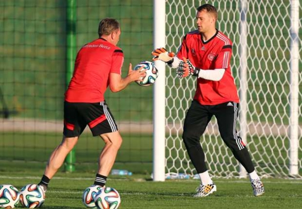 Manuel Neuer Bugar Kembali Hadapi Portugal