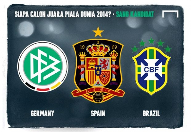 Siapa Juara PD 2014 Brazil??