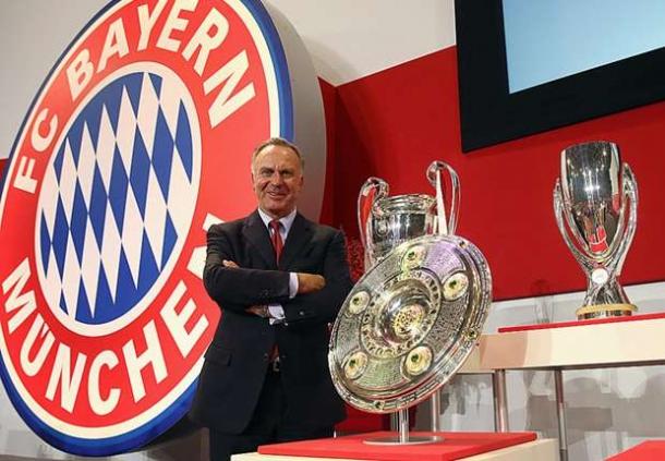 Karl Heinz Rummeningge Akui Bundesliga Akan Hancurkan Bayern Munich