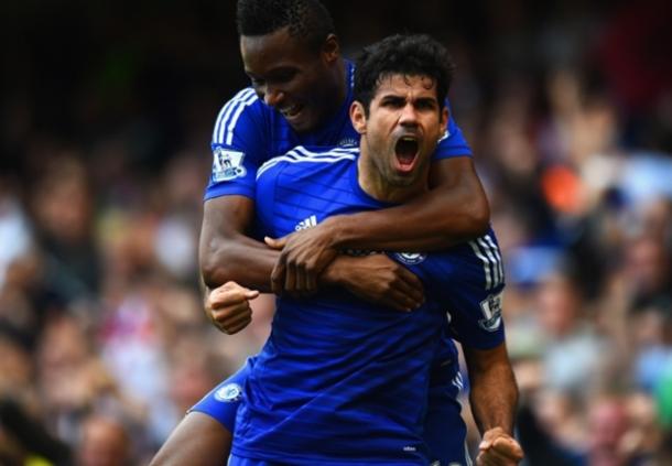 Jose Mourinho: Diego Costa Harus Cepat Pulih