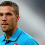 Rudi Voller Sarankan Lukas Podolski Tinggalkan Arsenal