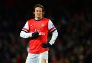 Tomas Rosicky Sangat Geram Karena Jarang Bermain Di Arsenal