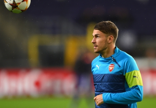 Arsene Wenger Yakin Aaron Ramsey Akan Fit Pada Awal Tahun
