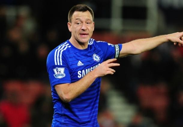 John Terry Tak Risau Kontrak Perpanjangan Dari Chelsea