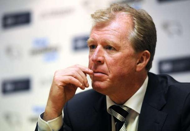 Steve McCLaren Tegaskan Dirinya Akan Tetap Bertahan Dengan Derby County