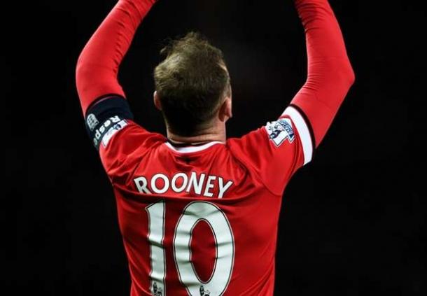 Ander Herrera Berika Pujia Kepada Wayne Rooney
