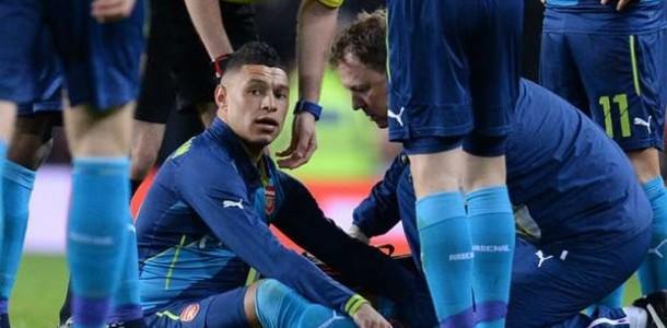 Arsene Wenger : Alex Oxlade-Chamberlain & Mikel Arteta Akan Absen Lawan Reading