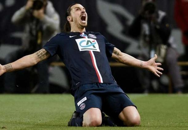 Luis Enrique Waspadai Zlatan Ibrahimovic