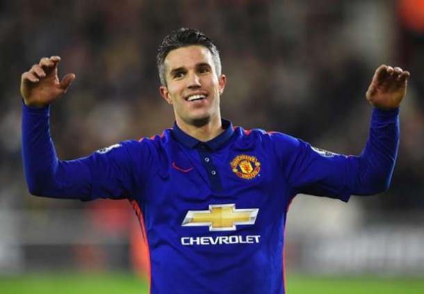 Shaqueel Van Persie Meneruskan Bakat Robin Van Persie Di Manchester United