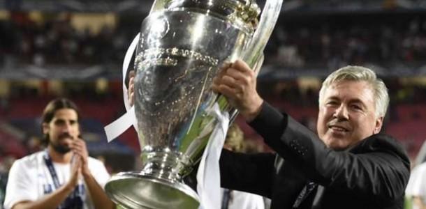 Frank Lampard Lontarkan Pujian Kepada Carlo Ancelotti