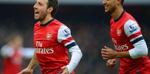 Arsene Wenger Senang Santi Cazorla & Theo Walcott Perpanjang Kontrak