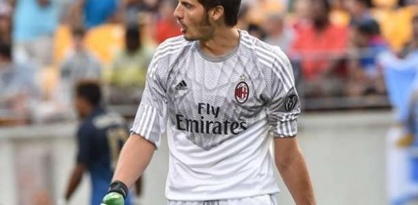 Kiper AC Milan Kian Dekat Ke Middlesbrough