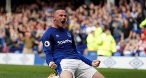 Wayne Rooney Tampil Apik Kembali Di Everton
