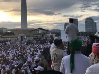 Mohamad Sohibul Imam Reuni 212 Sangat Berkesan