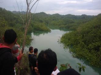 Satu keajaiban Di Gunungkidul,Usai Banjir Mendadak Keluar Danau Dadakan